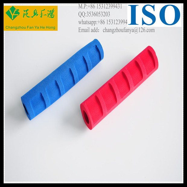OEM Colored Silicone Rubber Foam Sponge Tube