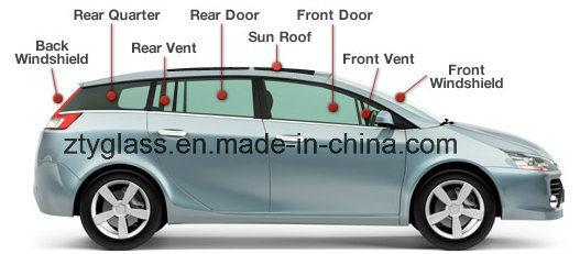 Car Window Glass Rear Windshield for Hyundai H1/H200/Starex MPV 97-
