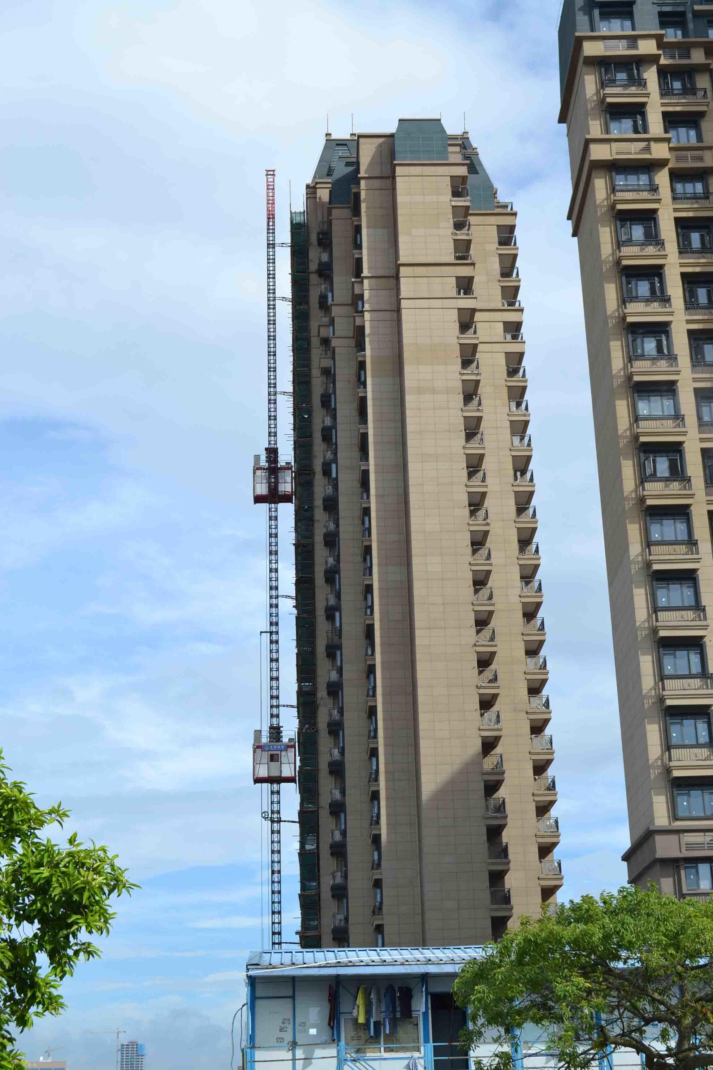 Qtz100 (TC6015) High Quality Construction Crane