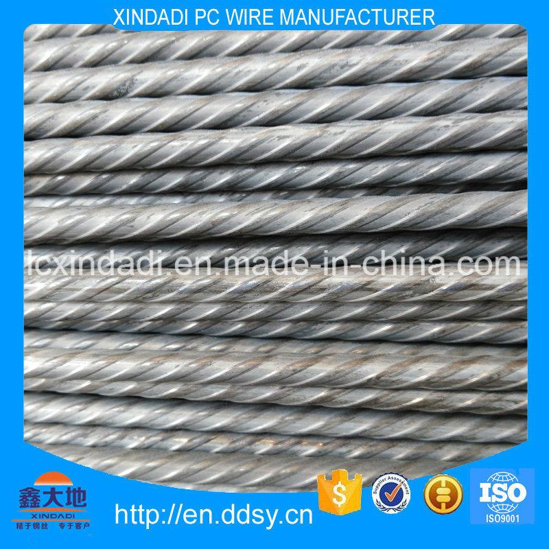 7.0mm 1670MPa Electric Pole Used Prestressed Concrete Wire