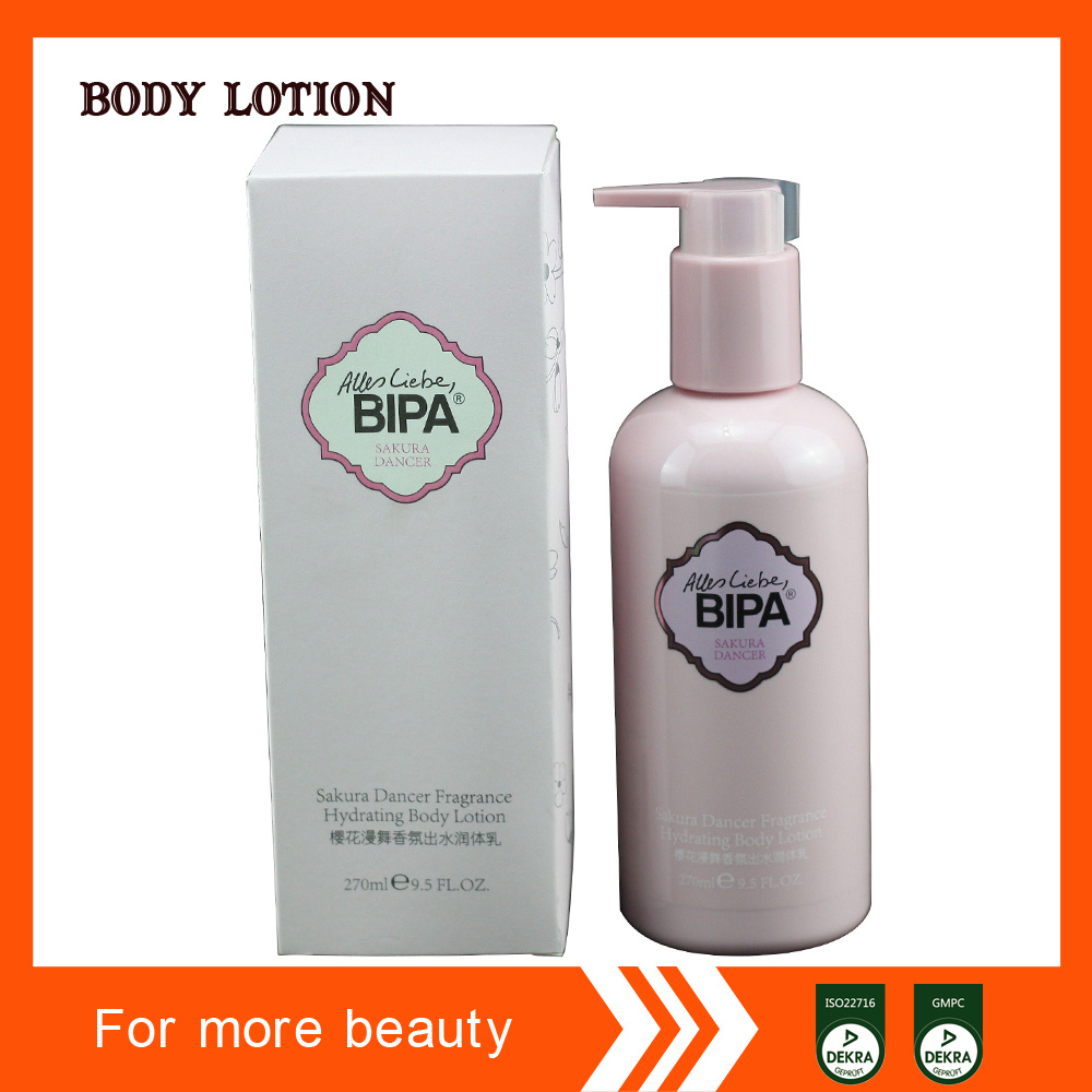 Top Quality Long Lasting Perfume Body Lotion Wholesale