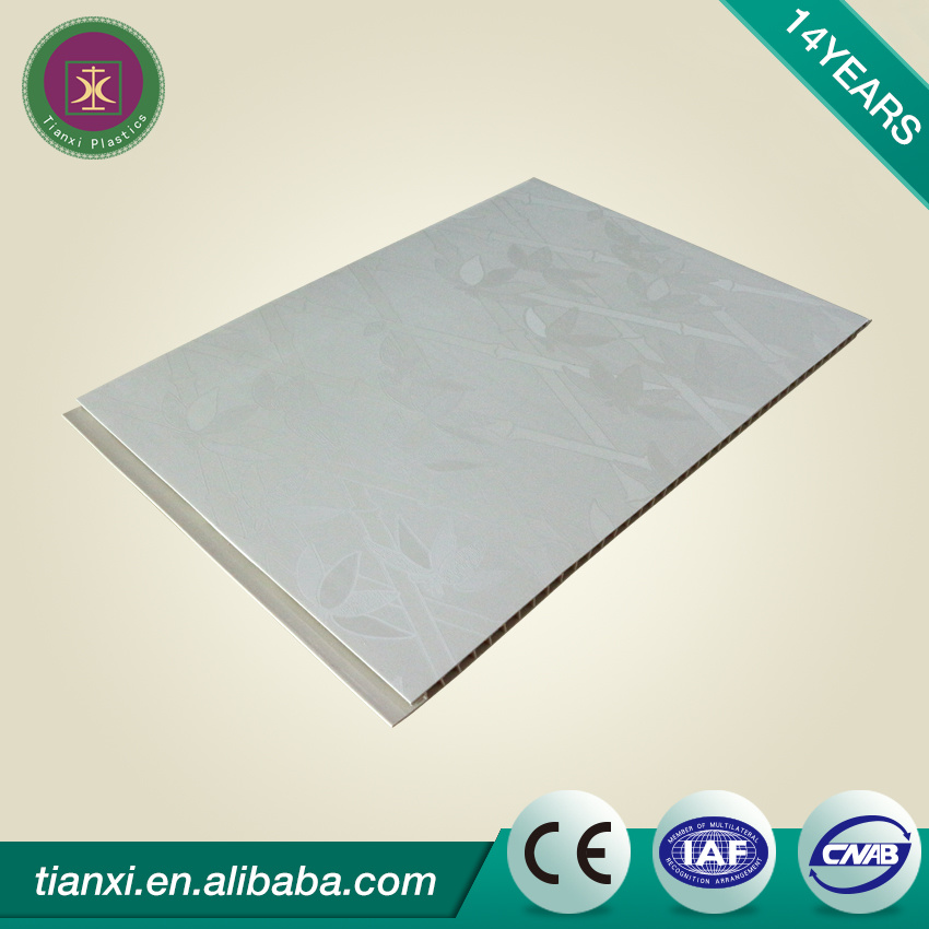 Hot Sale PVC Wall Boards WPC Wall Panel Morden Style
