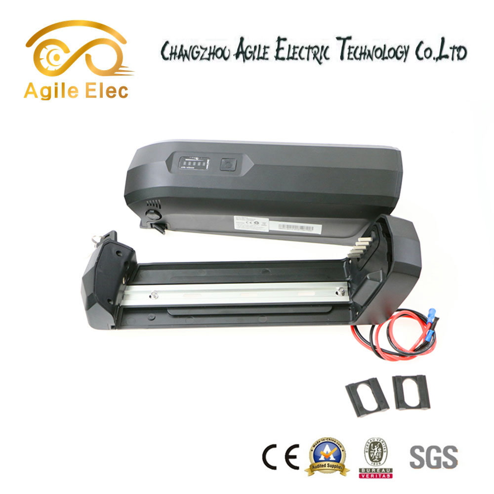 Lithium 36V 11.6ah Down Tube Type Electric Bicycle Battery with Ce