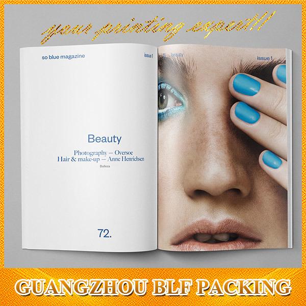 Printing/Brochure Printing/Catalogue Printing (BLF-F001)