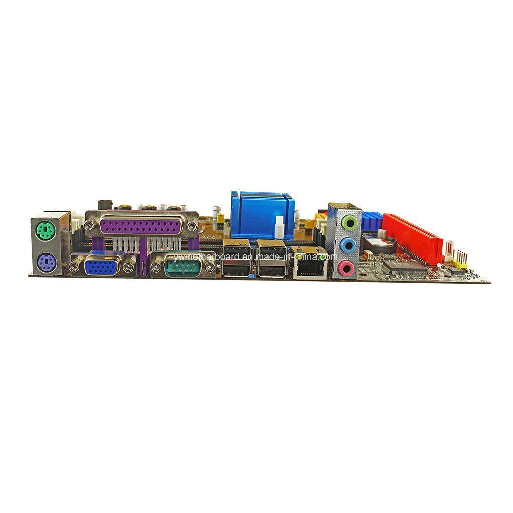 GS45 Mainboard with 2 *240 Pin DDR3 LGA 775