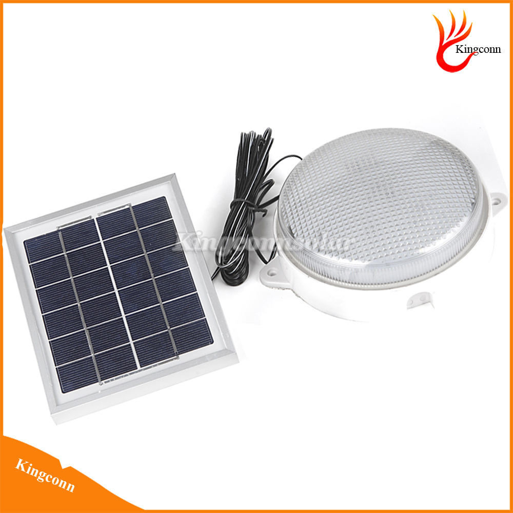 Home Use Indoor Solar Lamp Outdoor Solar Light with 9/18/30/60 LED