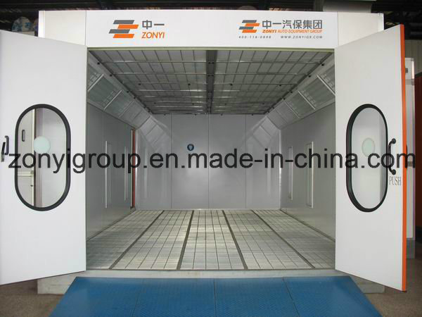 Automobile Ce Spray Booth Manufacture TUV Spray Booth Factory