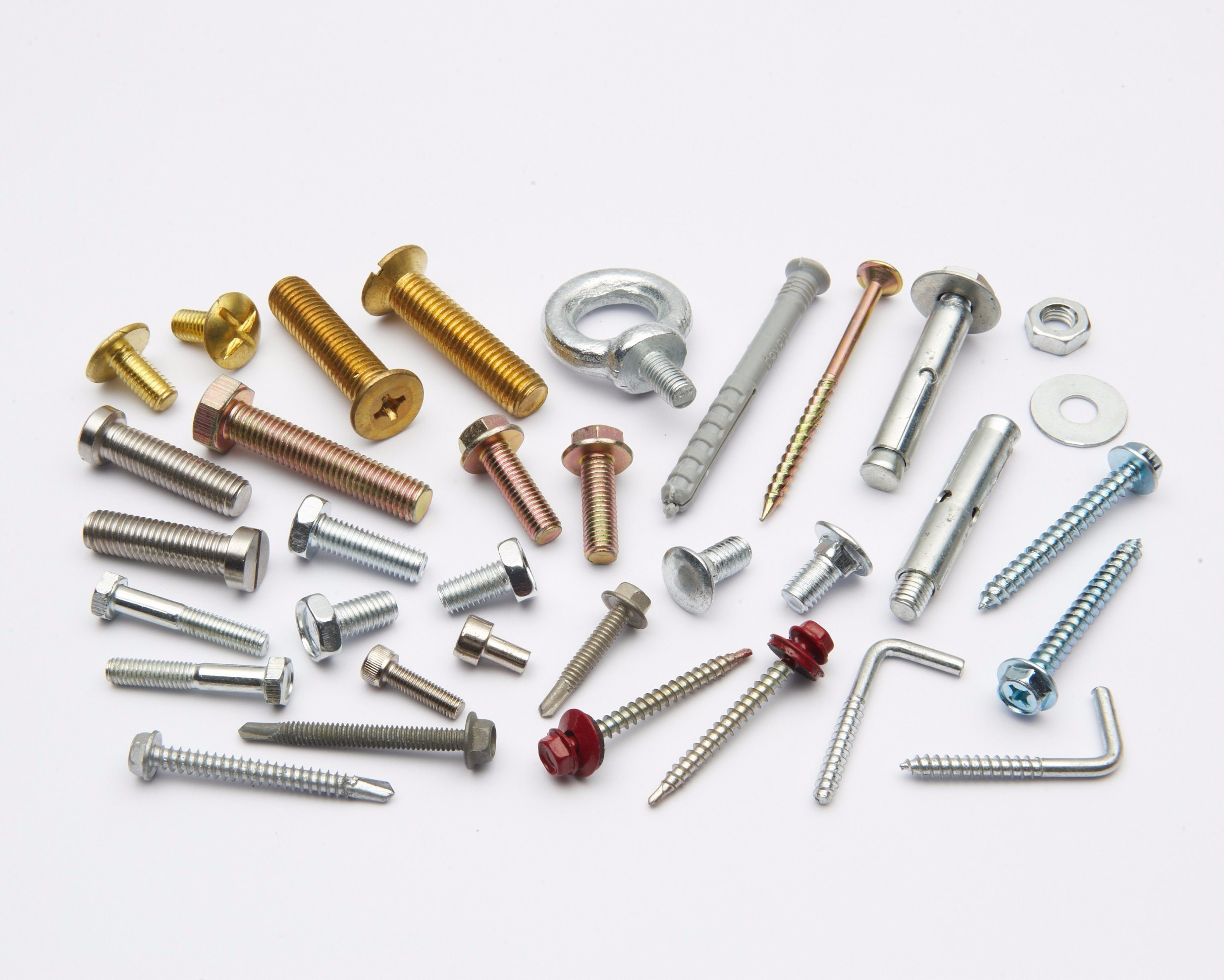 Hexagon Head Bolt with Large Head, OEM, High Strength, M6-M20, Carbon Steel