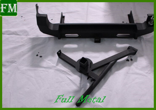 Rear Bumper with Spare Tire Bracket for Suzuki Jimny Auto Accessories