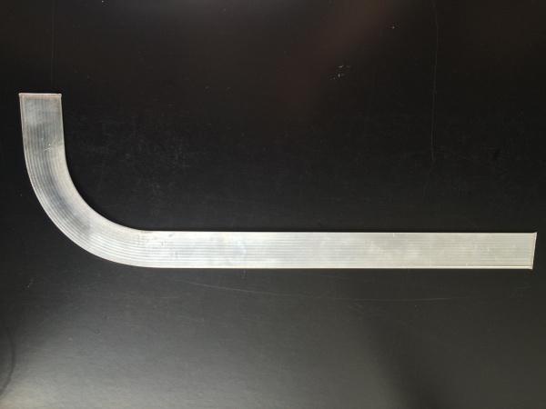 High Performance Aluminum/Aluminium Profile for Heat Sink Pipe