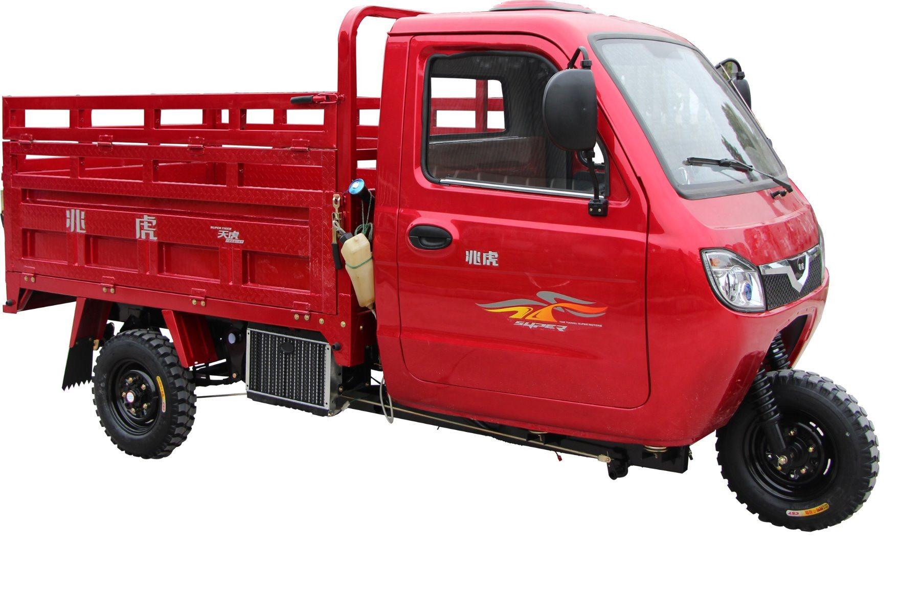 200cc Cargo, Driver′s Room