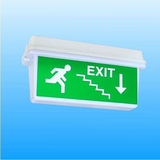 2017 Hot Sale LED Emergency Exit Sign Light (PR218/18/M)