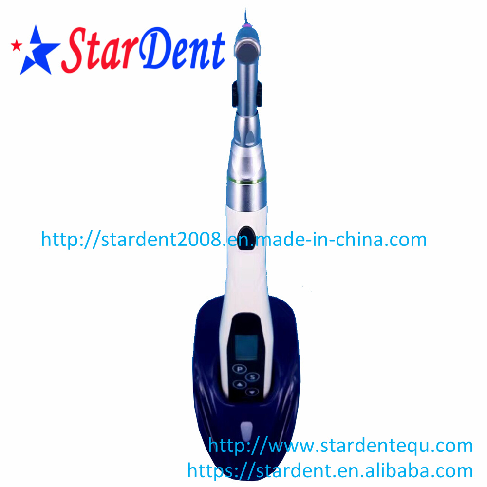 New Dental Root Canal Treatment Wireless Endo Motor with Light of Dental Medical Lab Surgical Diagnostic Hospital Equipment