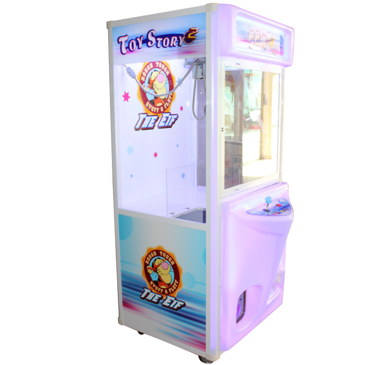 Gift Prize Claw Crane Arcade Game Machine for Sale