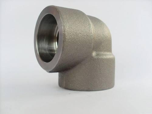 90 Degree Pipe Elbow Socket Welding Pipe Fittings