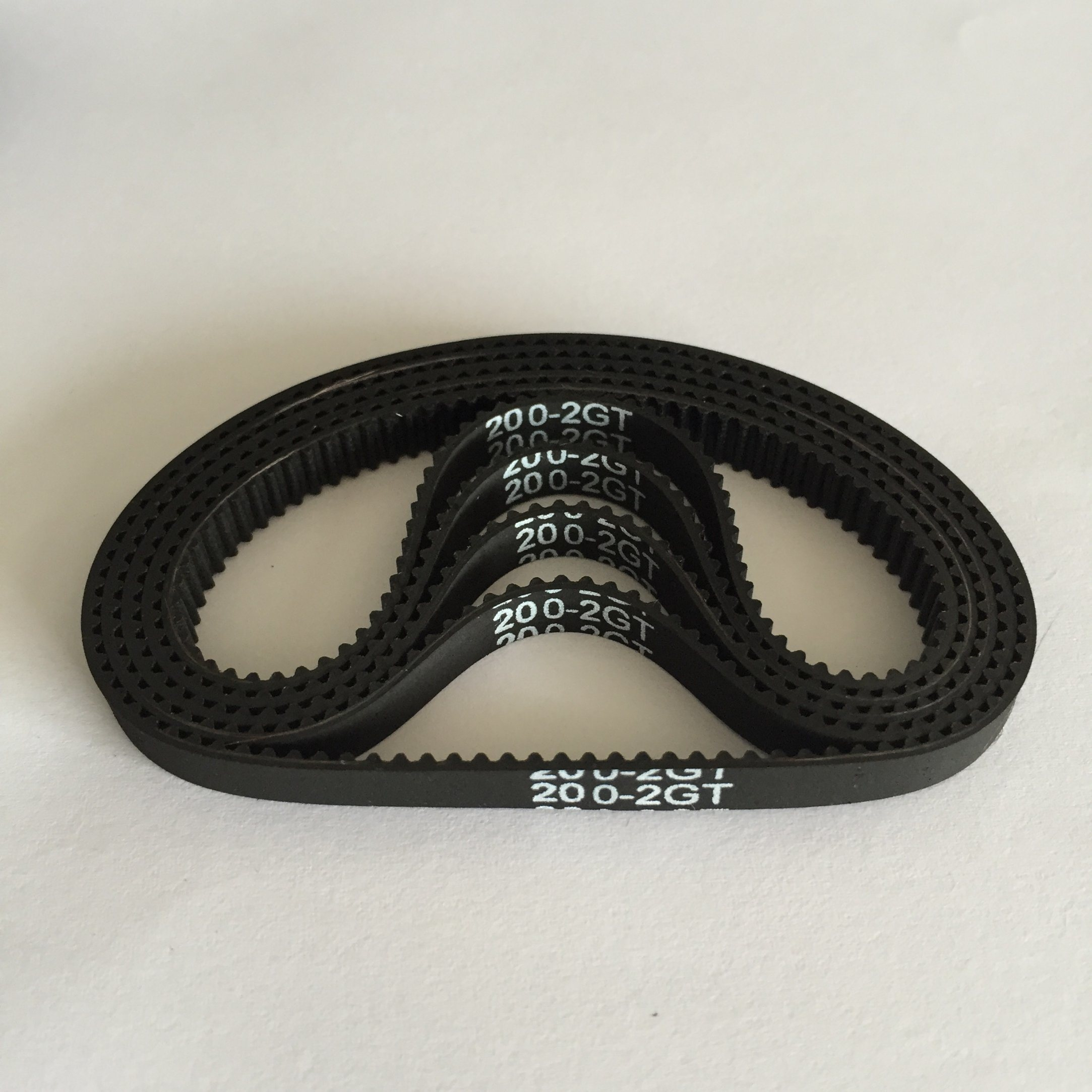 Black Rubber Tming Belt From Ningbo