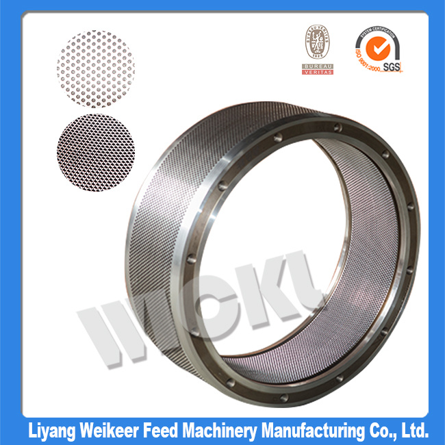 Supply All Kinds of Animal Feeds Pellet Machine Ring Die