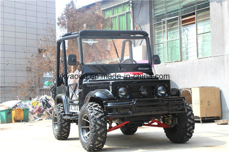 Chain Drive Electric Sports ATV China Supply