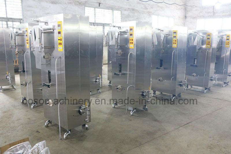 Automatic Packing Machine Lowest Price Milk Water Liquid Package Machine