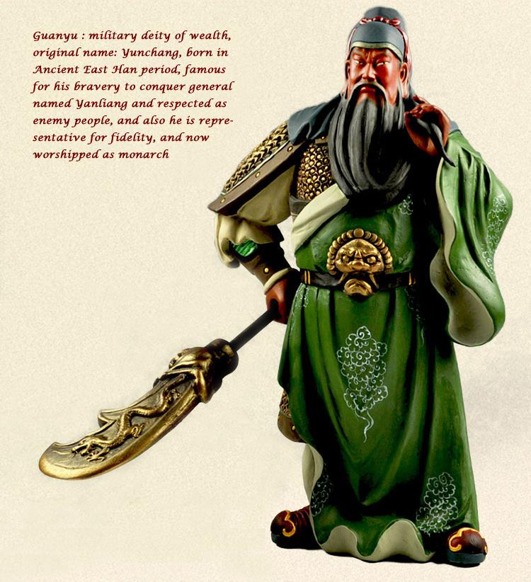 Guanyu Craft of Fengshui