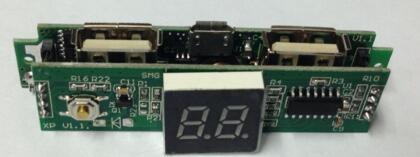 Manufacturer Price 5V Lithium Battery BMS/PCBA/PCM/PCB Board for Li-ion Battery for Power Bank