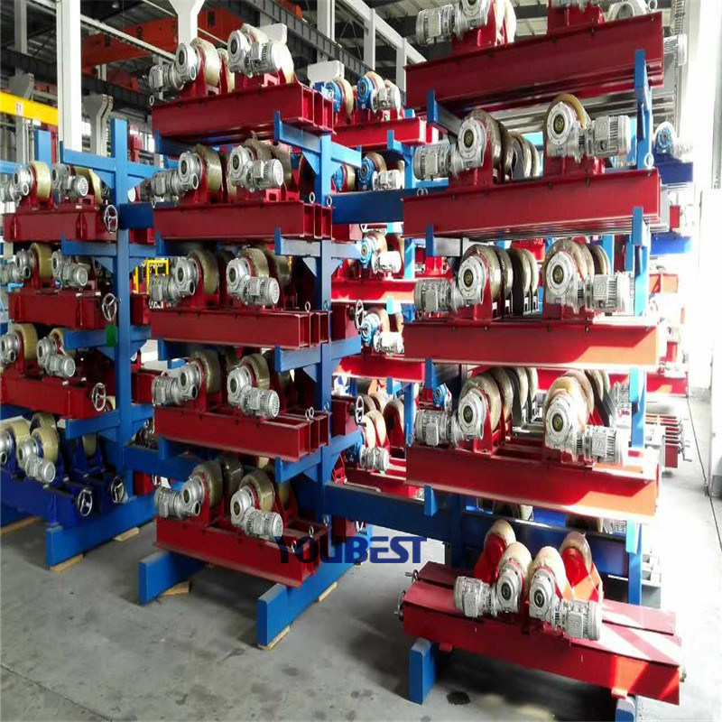 Adjustable Welding Rotators