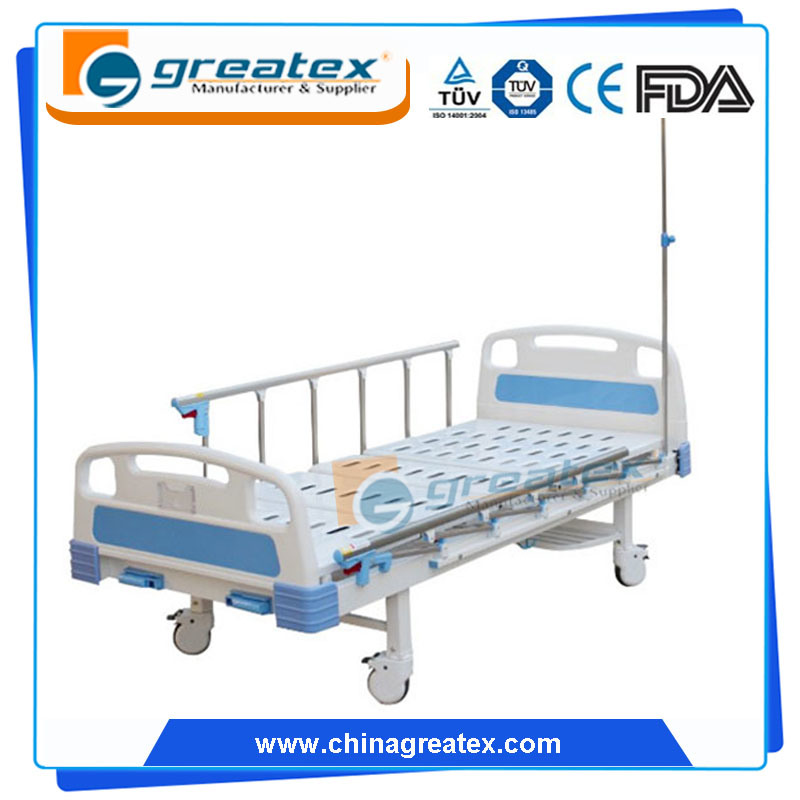 Manual Hospital Bed Electric Medical Furniture Equipment (GT-BM5205)