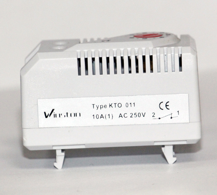 Electronic Controller Small Compact Room Thermostat (KTO01)
