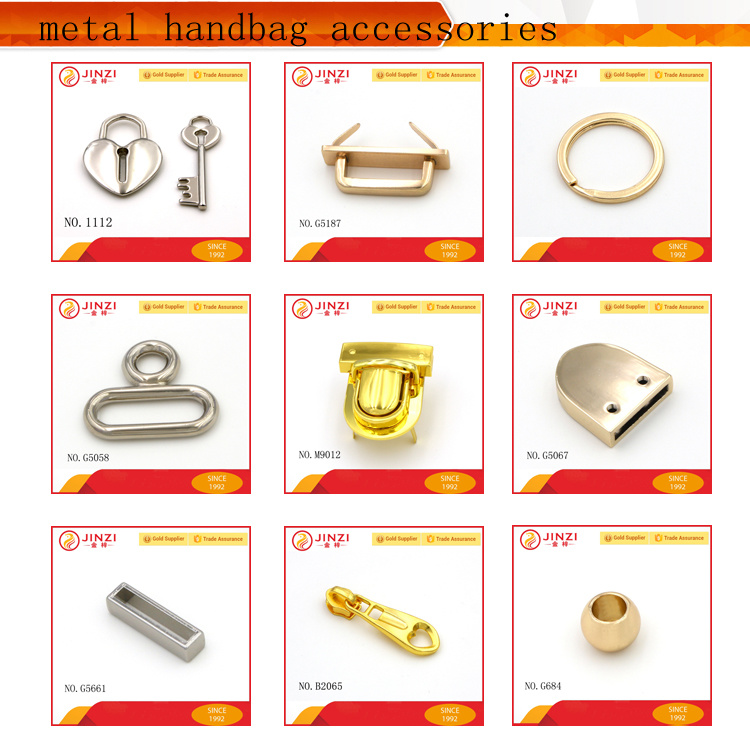 Factory Direct Wholesale All Kinds of Metal Stamping Bags Hardware Accessories, Hardware Fitting, Metal Fabricatio for Bags