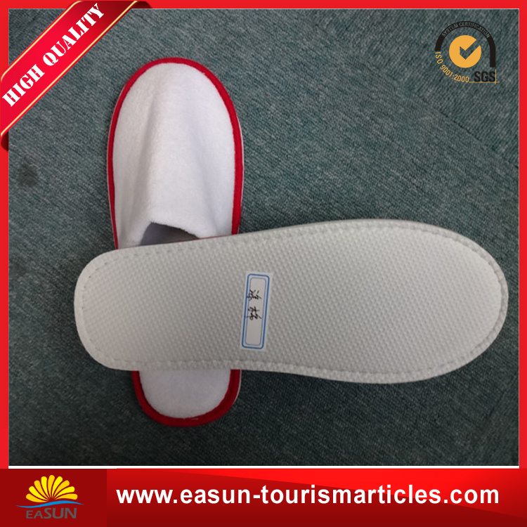 New Wholesale Disposable Washable Hotel Slipper