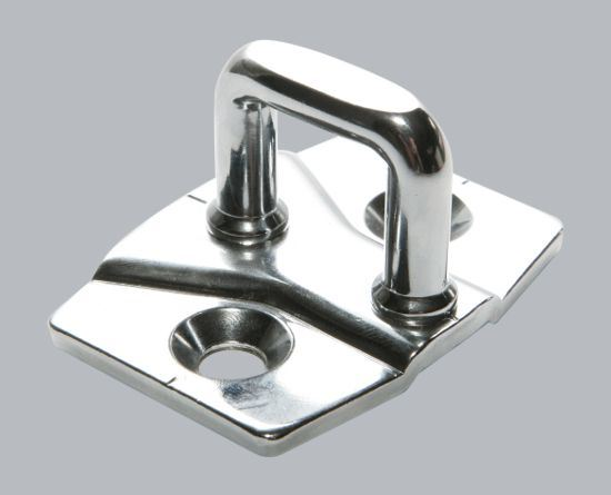 Stamping Buckle Parts with Mirror Polished