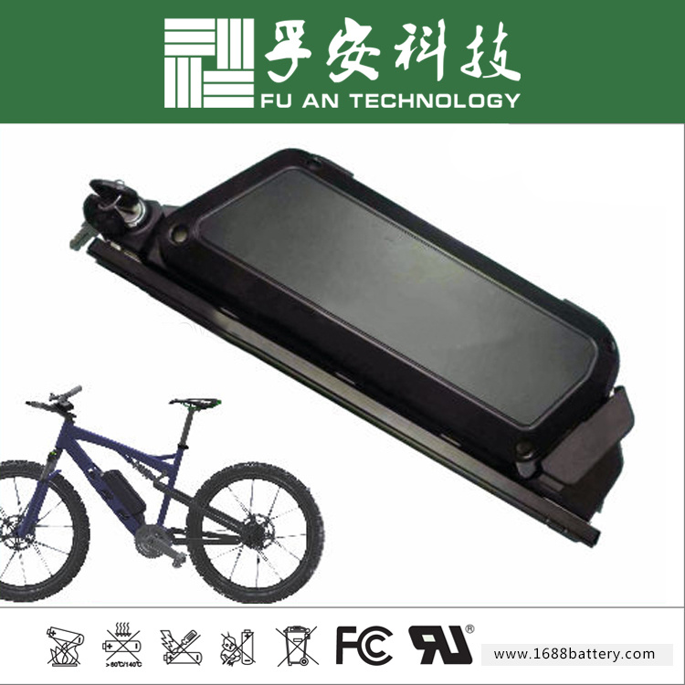 Li-ion Rechargeable 11.6ah Battery for Electric Bike with High Quality