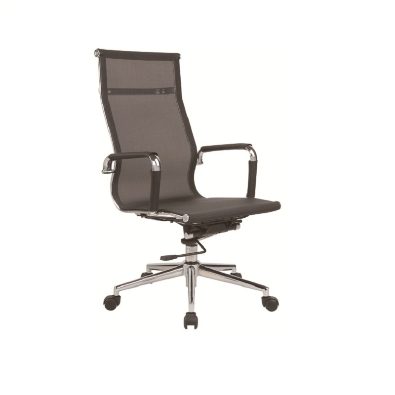 High Quality High Back Executive Mesh Chair with Recline Function