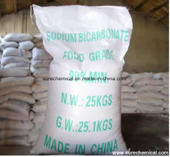 Sodium Bicarbonate for Food and Pharmaceutical Grade