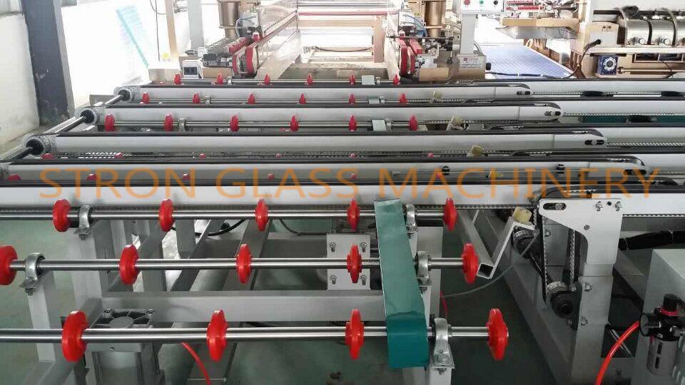 2015 Automatic Fast Glass Loading Machine