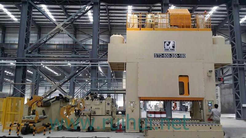 Automation Machine Nc Servo Straightener Feeder and Uncoiler Make in China