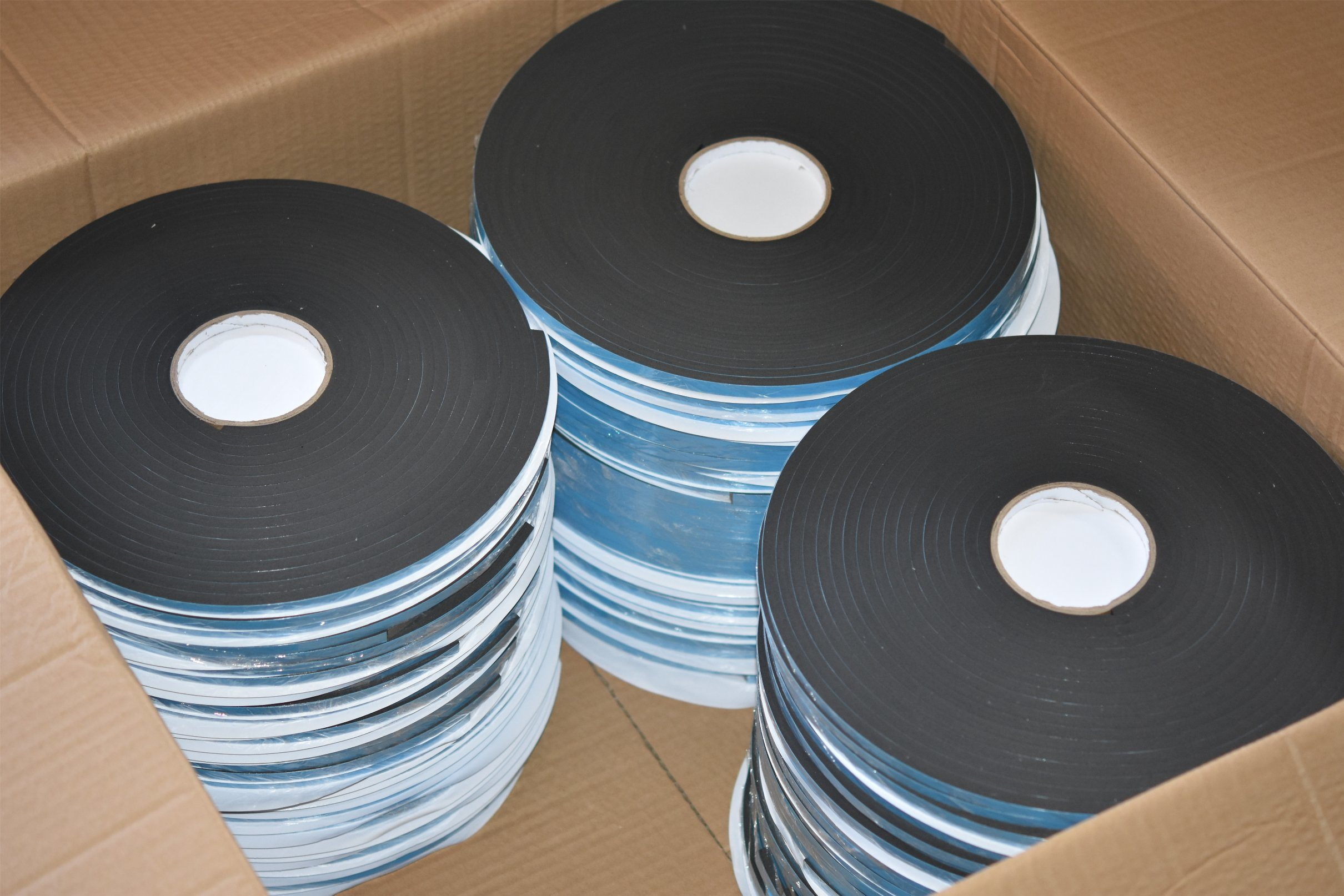 High Density Self Adhesive Structural Glazing Tape