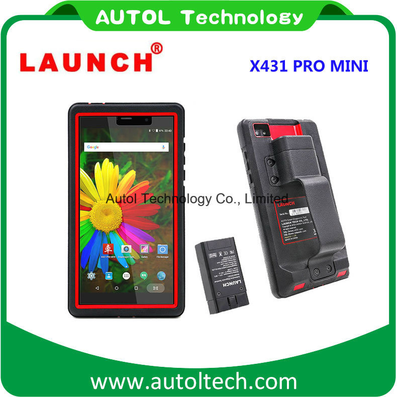 New Released Car Scanner X431 PRO Mini Original Automotive Launch Diagnostic Machine for All Cars Launch X431 PRO X431 PRO Mini