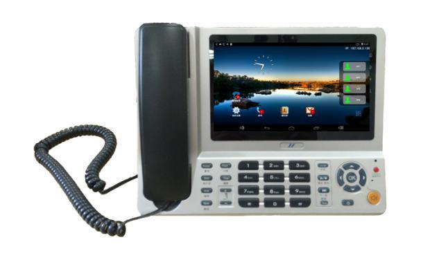 IP Video Desk Phone with Android System- Bt407