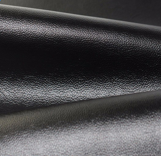 High Quality Microfiber 100% PVC PU Fabric Synthetic Leather for Shoes, Furniture, Home Textile (HS-Y149)