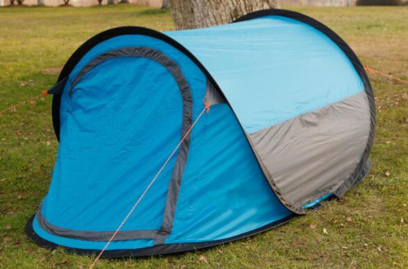 Easy Pop up Tent Automatic Open Camping Tent