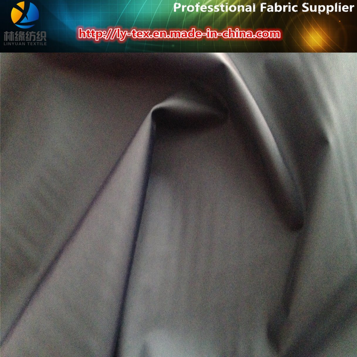 210d Nylon Oxford Fabric, 116t Nylon Oxford with Coating for Raincoat, Nylon Fabric