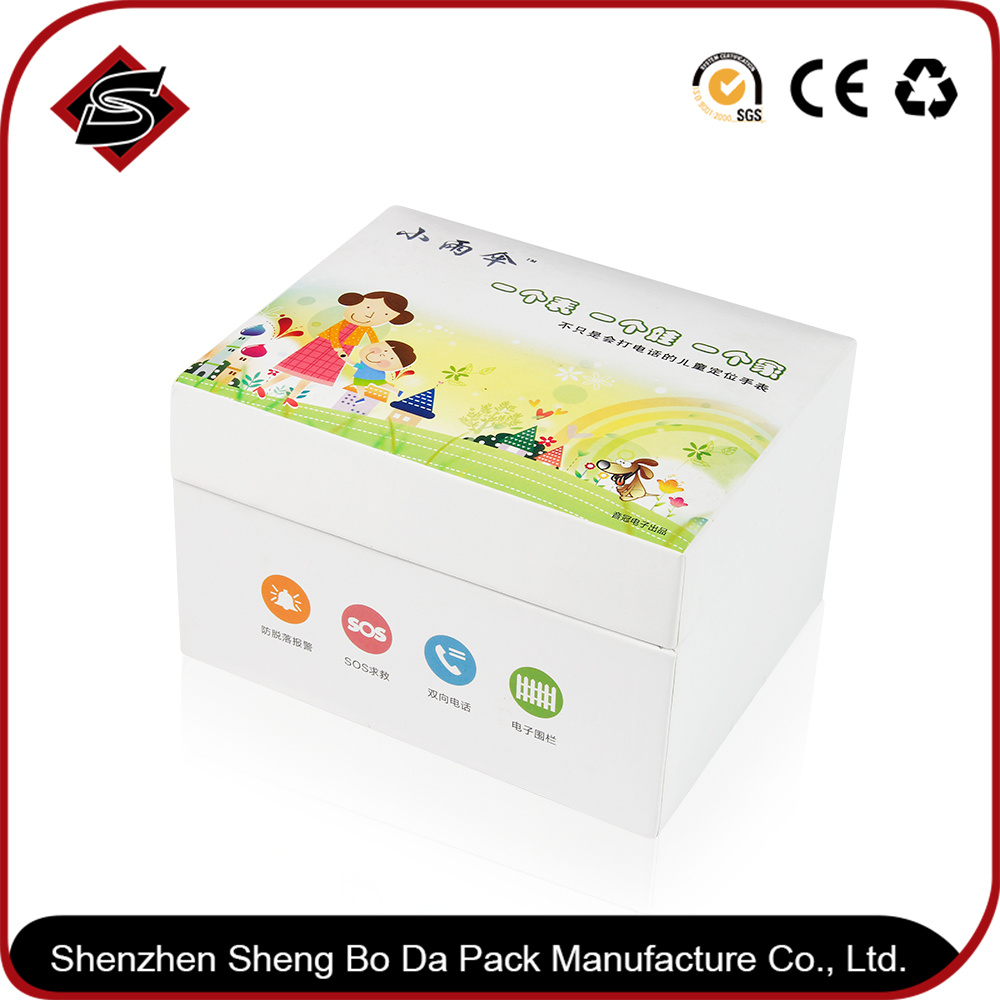 Customized Style Paper Packaging Box for Crafts