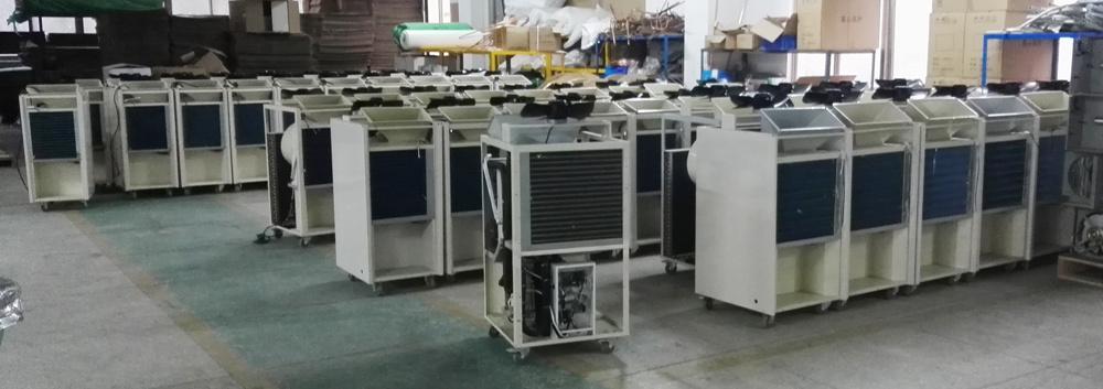 16, 000BTU Portable Air Conditioner & A/C Units Spot Cooling Solution Portable Room Air Conditioner