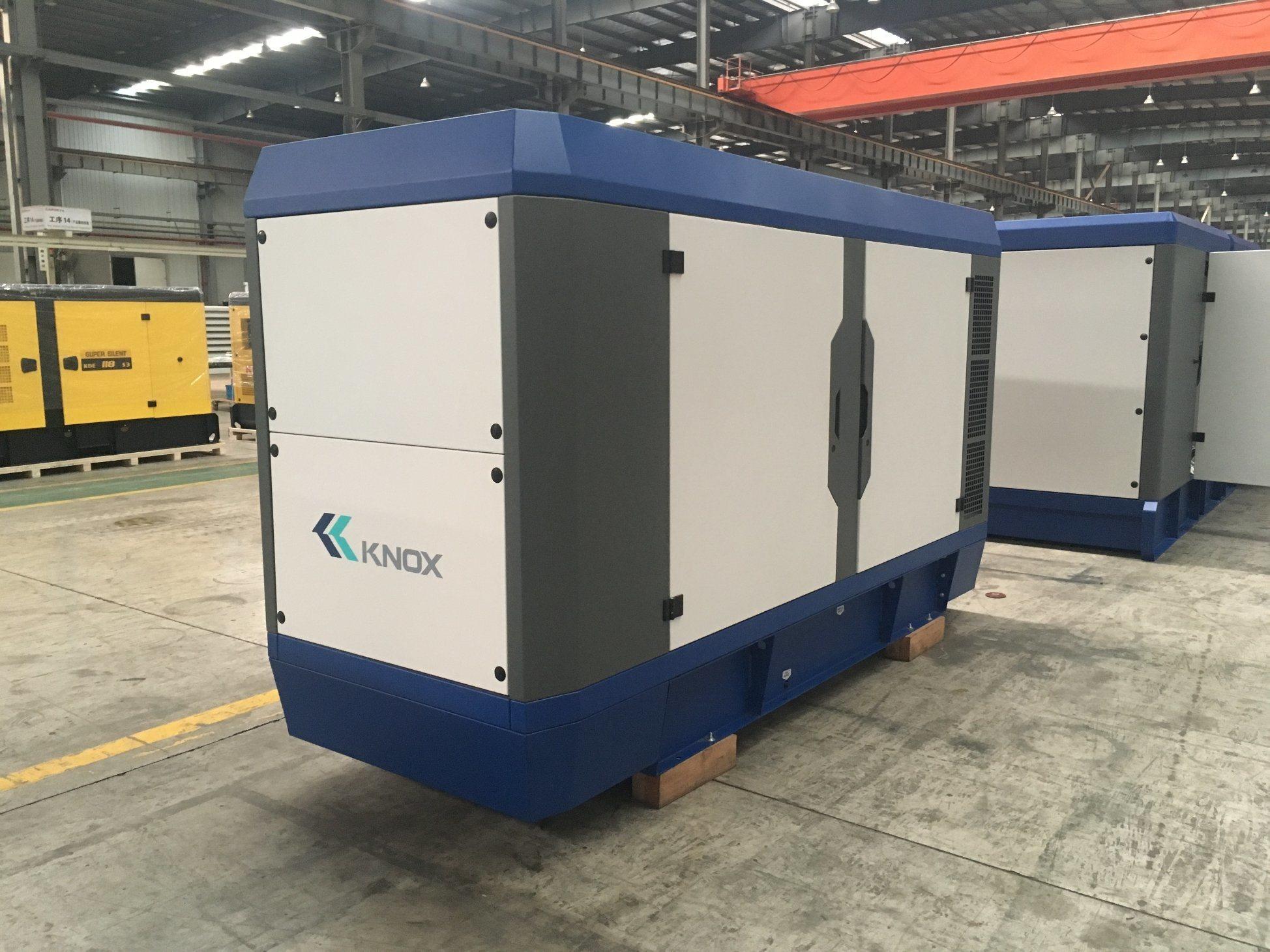 Kipor 100kVA Hotel Usage Silient Type Diesel Generator Kx120
