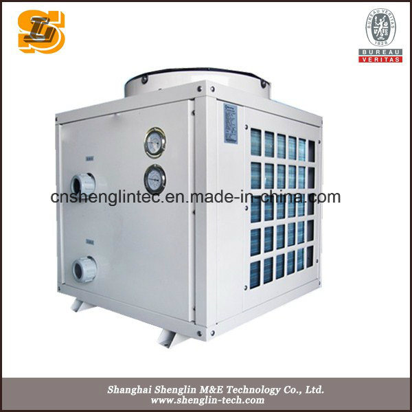High Cop Low Temperature Evi Air Source Heat Pump
