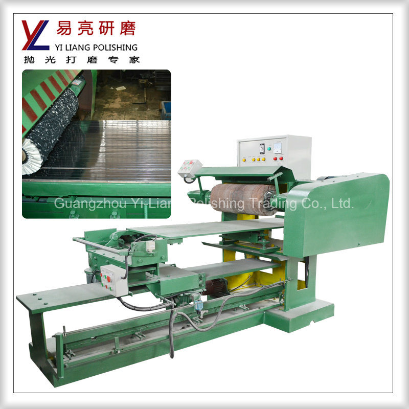 Stainless Steel Panel and Copper Sheet Large Lengthened Polish Machine