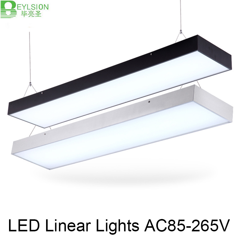 40W L1200*W55*H75mm LED Linear Lighting
