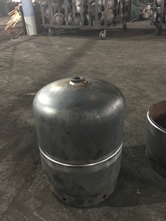 Steel LPG & Gas Tank Cylinder Parts-9kg