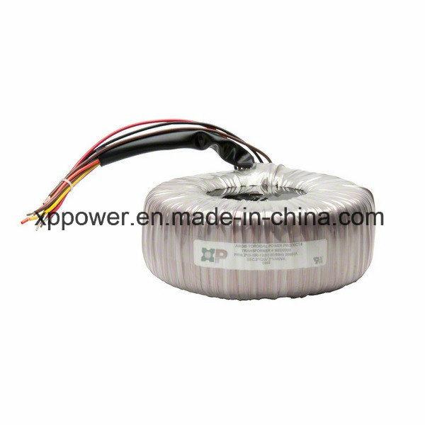 Toroidal Power Transformer for Solar Power